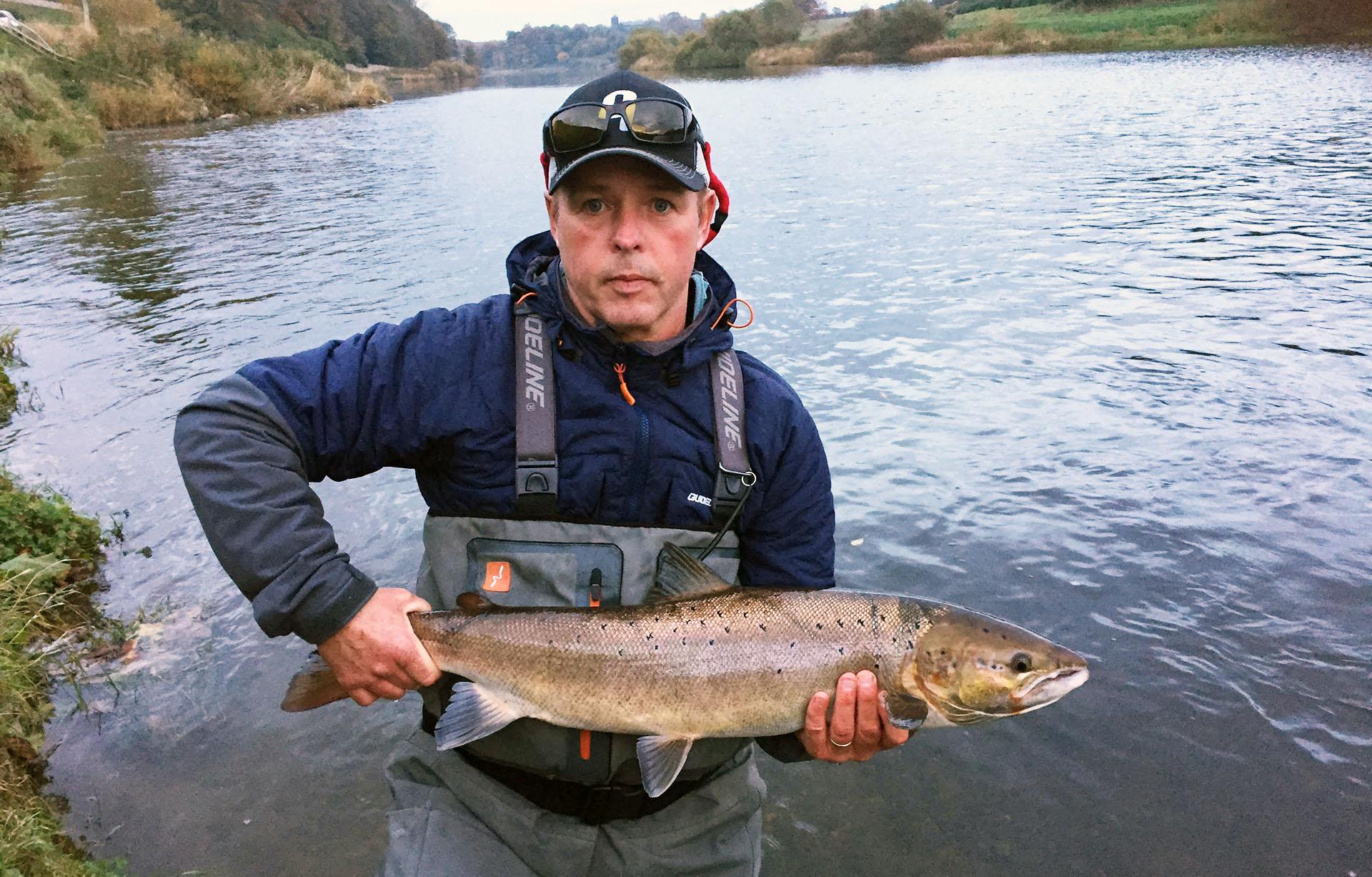 Chris salmon