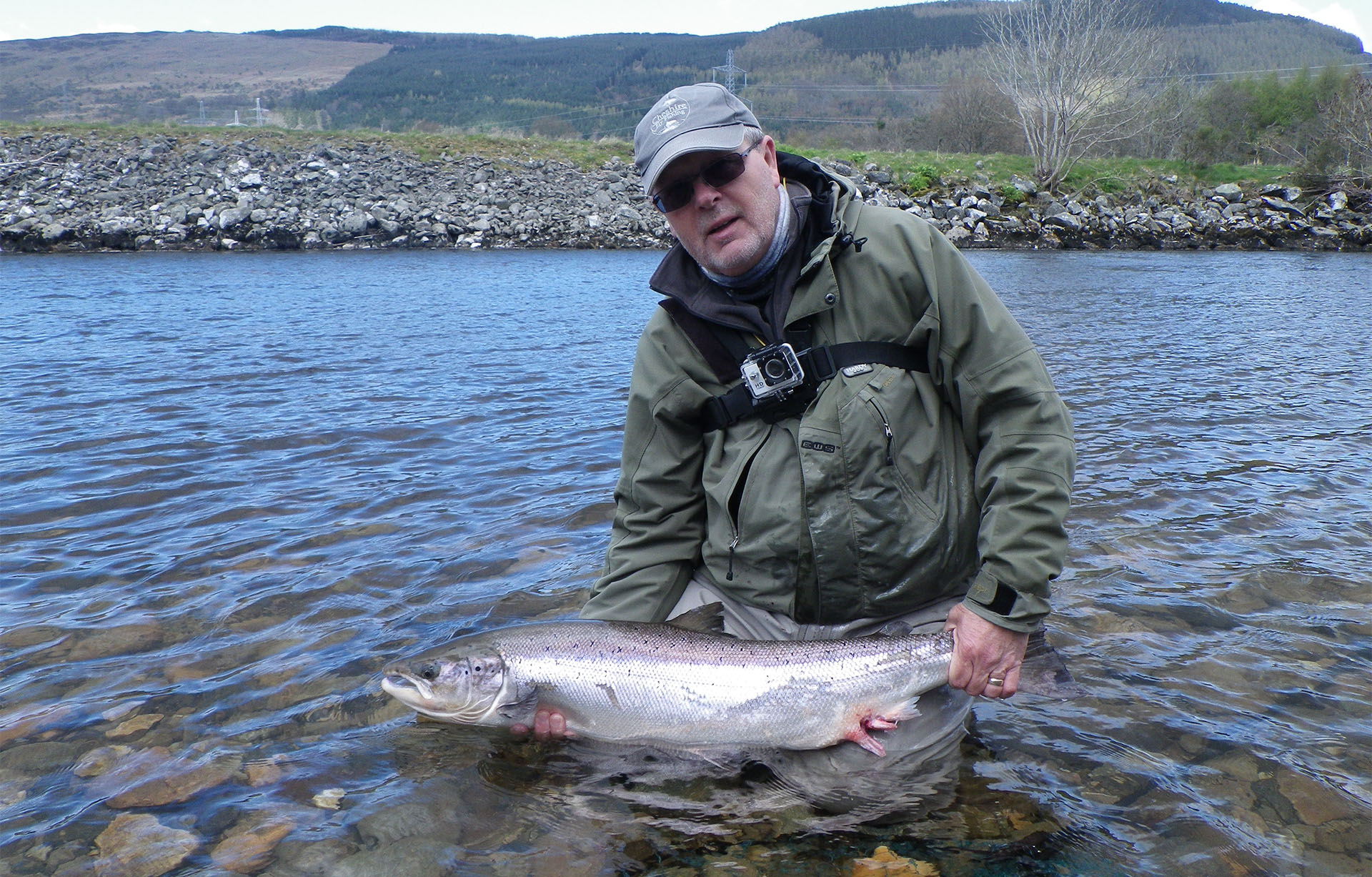 Spring Salmon Fishing on the Tay